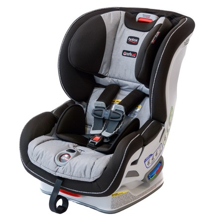 An in depth review of the Britax click tight convertible car seat in 2018