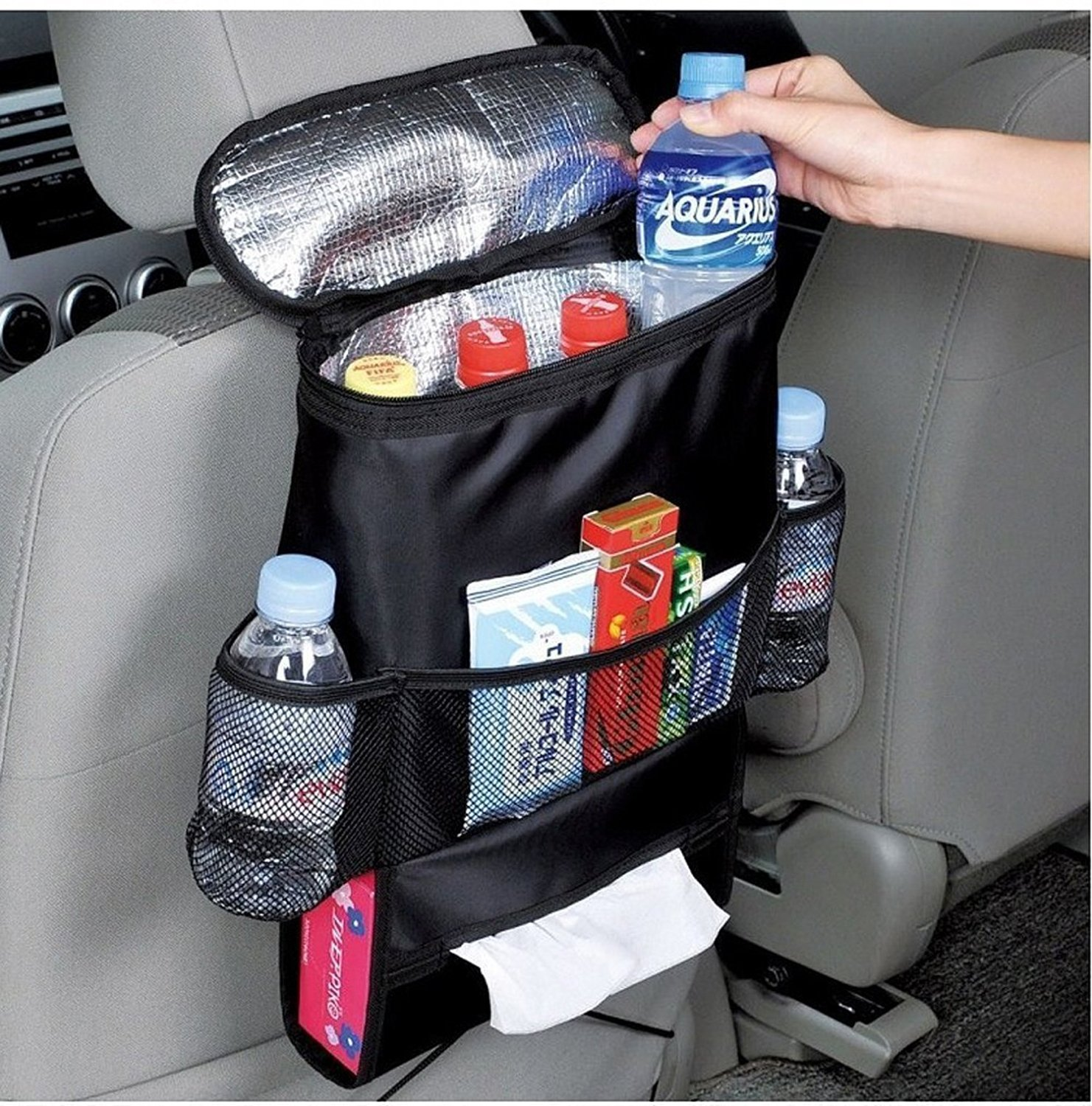 10 Best Back Seat Car Organizers Reviewed in 2020 | DrivrZone.com