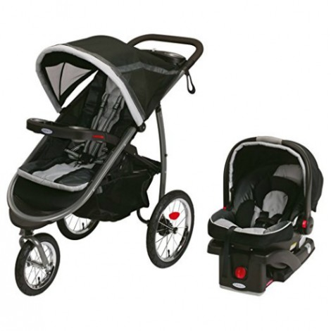 3. Graco Fast Action