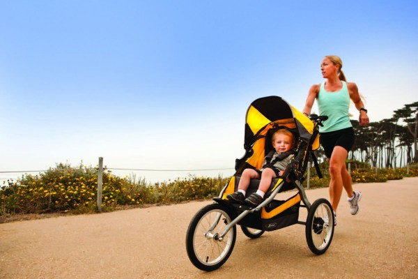 An in depth review of the best jogging strollers in 2018