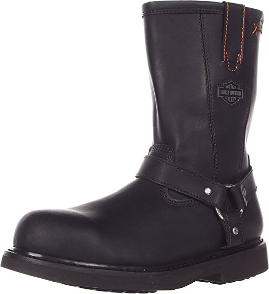 4. Harley-Davidson Bill Steel Toe