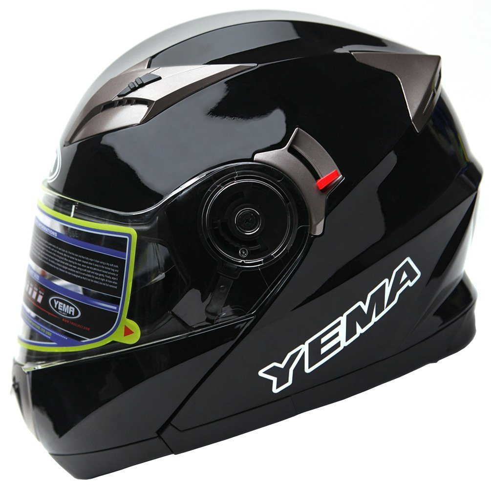 6. Motorcycle Modular Full Face Helmet