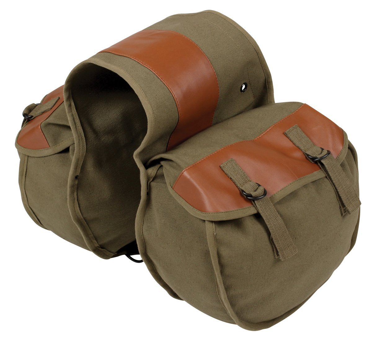4. Stansport Saddle Bag