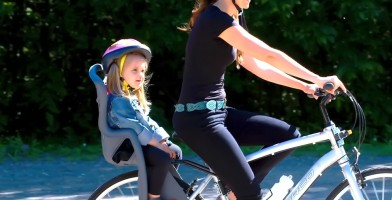 An in depth review of the best baby bike seats in 2018