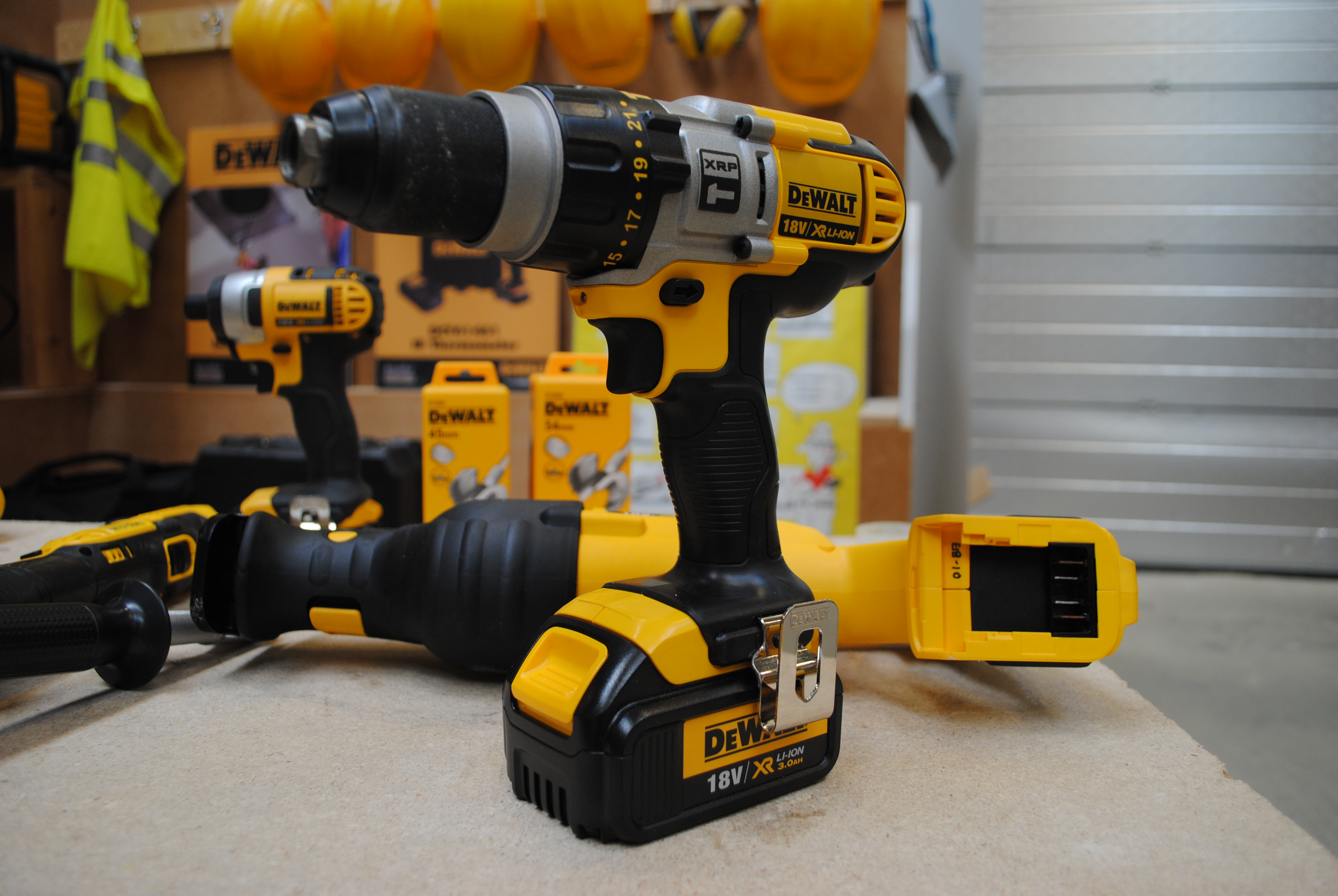 An in depth review of the best cordless drills in 2018