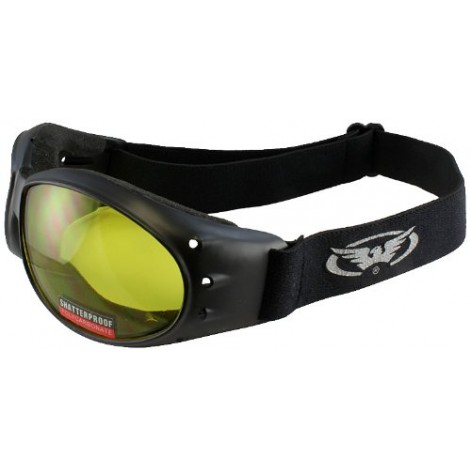 Global Vision Motorcycle Sunglasses with Narrow Arms Free Pouch /& Postage