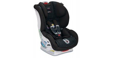 An in depth review of the Clicktight Britax Convertible carseat