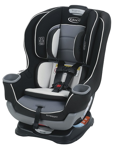 1. Graco Extend2Fit