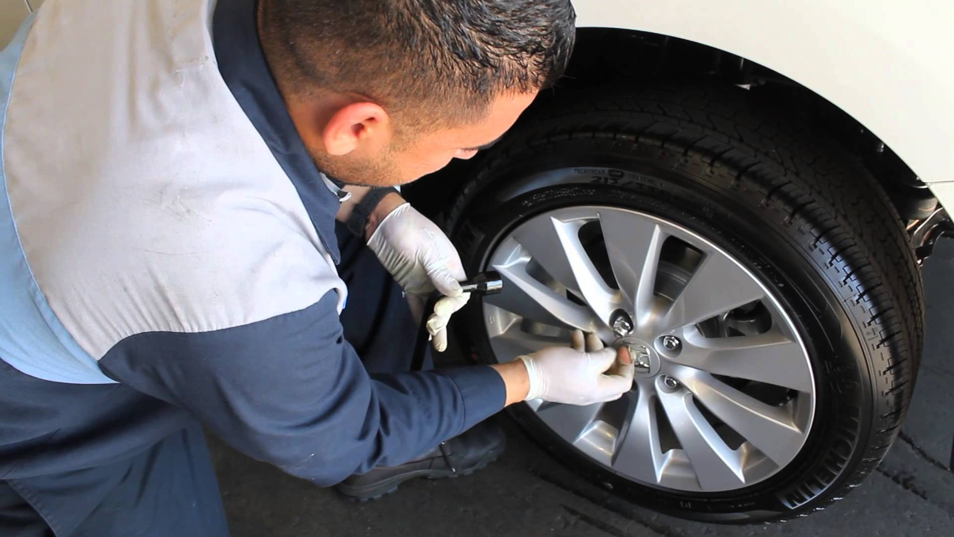 Image result for change a tire