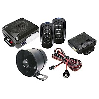 Pyle Vehicle Security System
