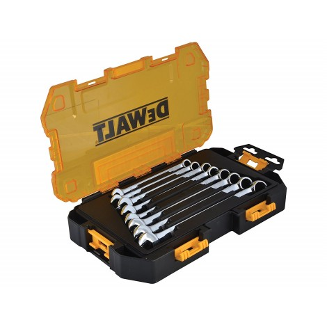 6. Metric Combination Wrench Set