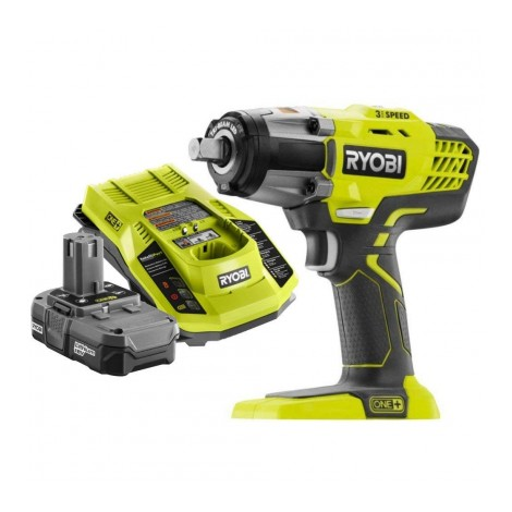 7. Cordless Impact Wrench