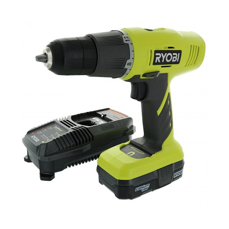 2. Lithium Ion Drill/Driver