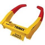 Trimax Wheel Chock