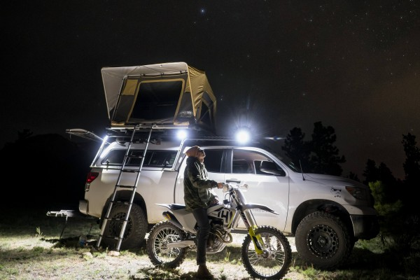 An in-depth review of the best truck tents available in 2018.