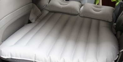 An in-depth review of the best inflatable backseat mattresses