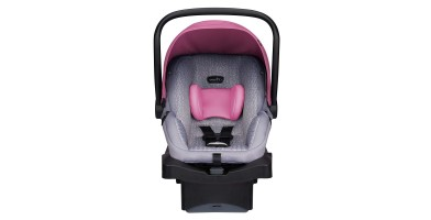 An in-depth review of the Evenflo Litemax 35 car seat.