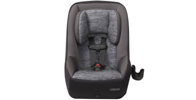 An in-depth review of the Cosco Mighty Fit 65 car seat.