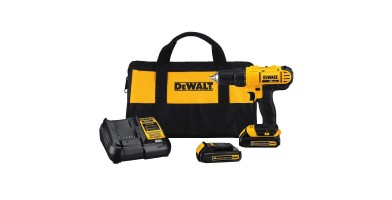 An in-depth review of the Dewalt DCD771C2 drill.