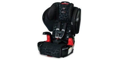 An in-depth review of the Britax Pinnacle ClickTight car seat.