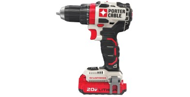 An in-depth review of the Porter-Cable 20V drill.
