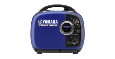 An in-depth review of the Yamaha EF2000iSv2 generator.