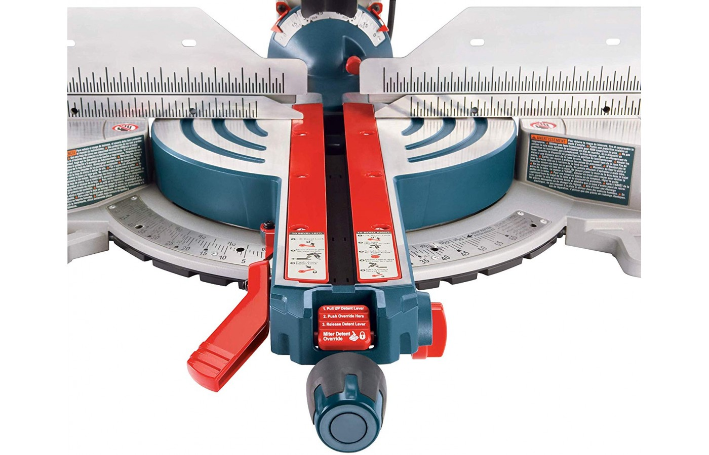 The Bosch GCM12SD has accurate measuring components.