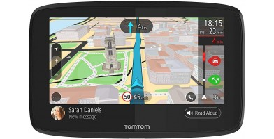 An in-depth review of the TomTom Go 600.