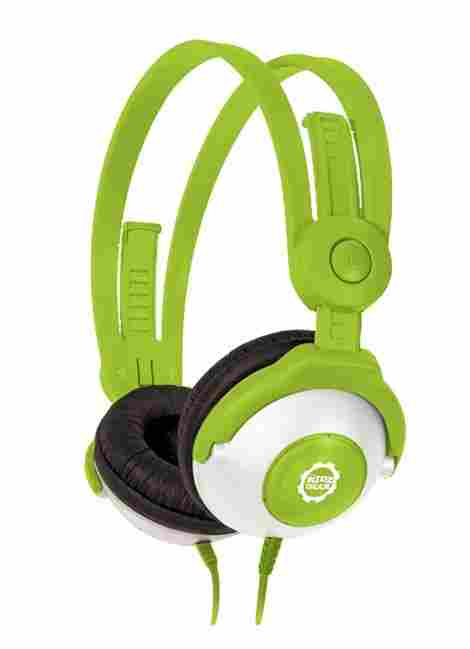 8. Kidz Gear Wired Headphones