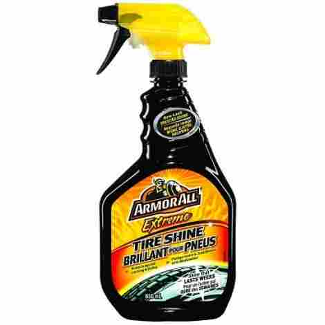 9. Armor All Tire Shine Spray