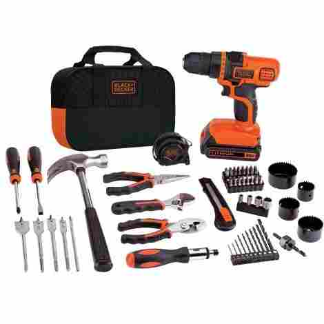 6. Black & Decker Project Kit