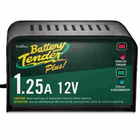 1. Battery Tender Plus