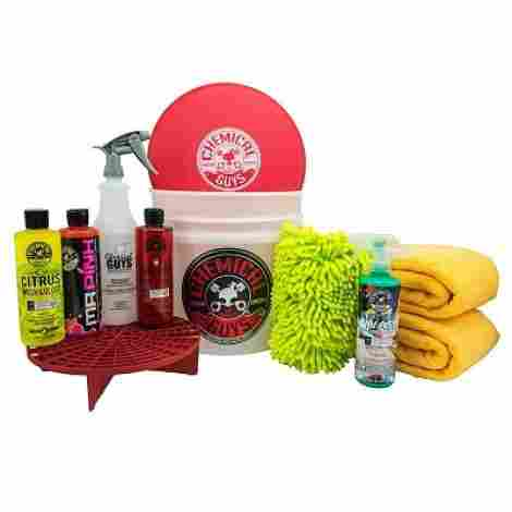 3. Chemical Guys Car Wash Kit