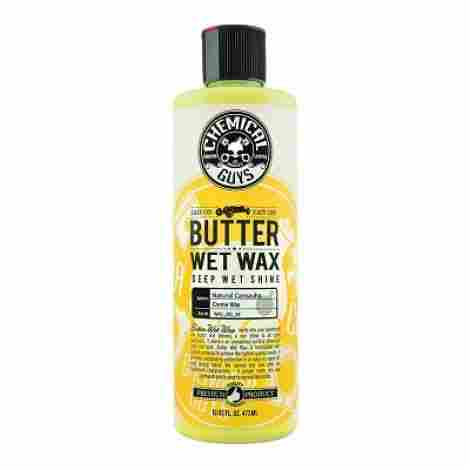 7. Chemical Guys Butter Wet Wax