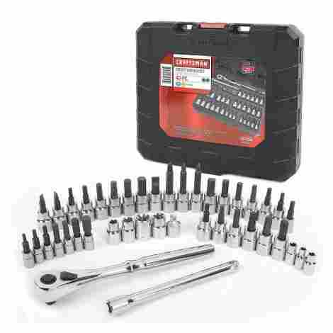 10. 42 Pc Socket Wrench Set