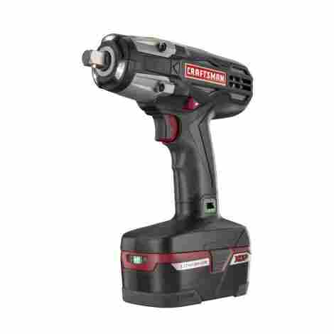 8. Craftsman Impact Wrench