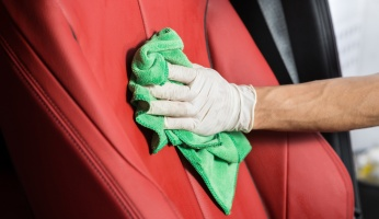 How to Clean Car Seats Efficiently?