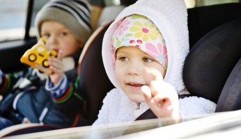 What To Do if Your Toddler Keeps Asking to be Seated Outside the Car Seat?