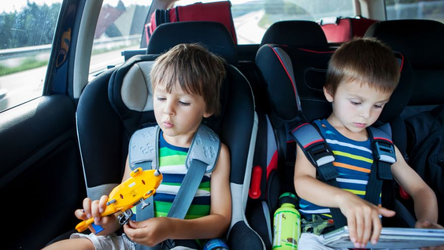 Car Seat Ages: What Car Seat at What Age?