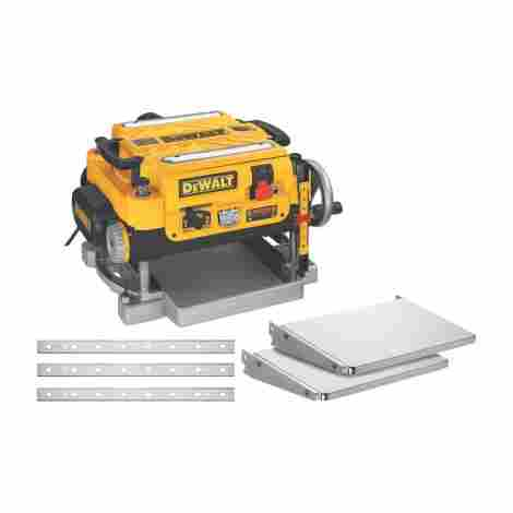 3. Two-Speed Thickness Planer