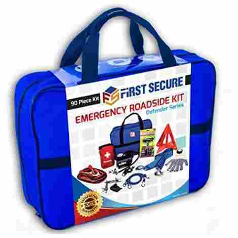 2. First Secure Car Emergency Kit