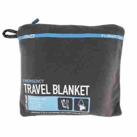 2. Flight 001 Travel Blanket