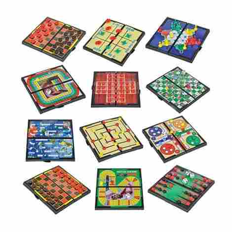 7. Gamie Board Games