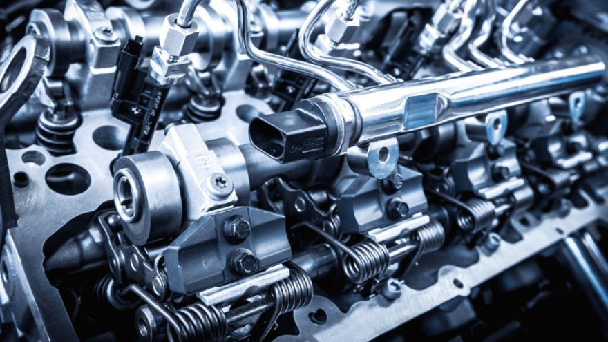 A beginners guide to how a car engine works