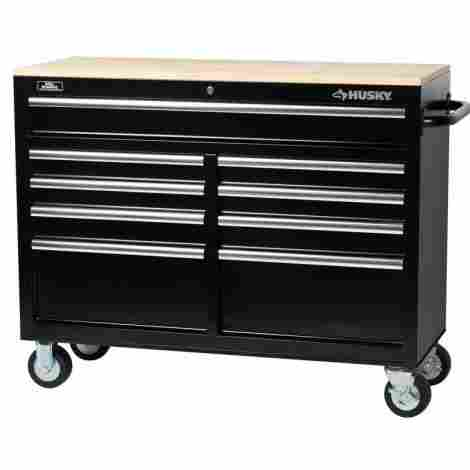 3. Husky Mobile Workbench