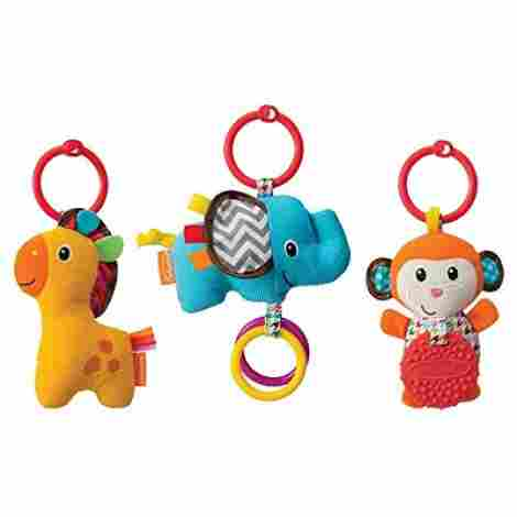 7. Infantino Tag Along Travel Pals