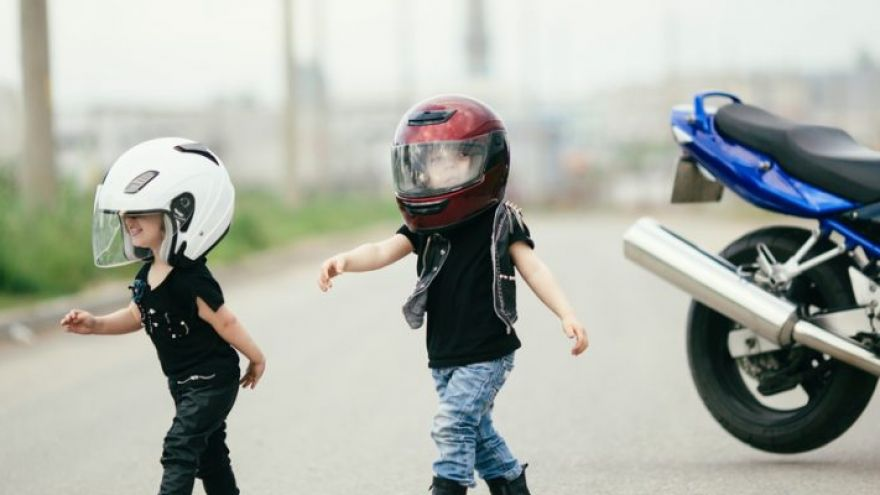 Complete Guide On Kids Motorcycling Safety