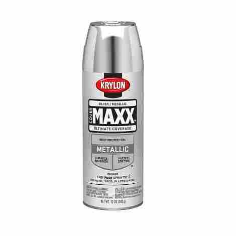 7. Krylon CoverMaxx Spray