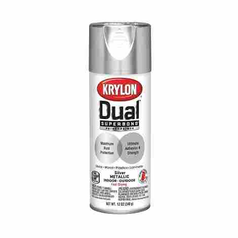 10. Krylon Dual Paint and Primer