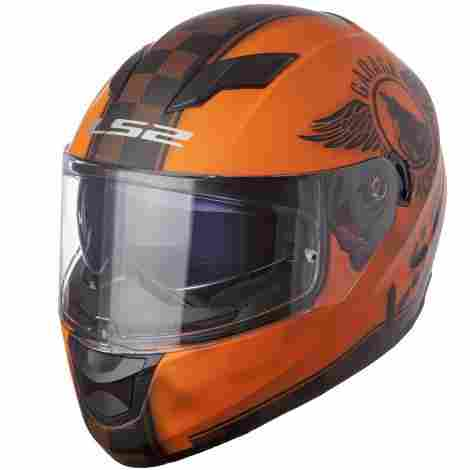 4. LS2 Helmets Stream Fan